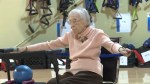 100-year-old Kingston woman proves to gym that age is just a number