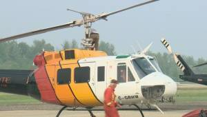 Alberta wildfires: All eyes on weather as lightning possible near Slave Lake