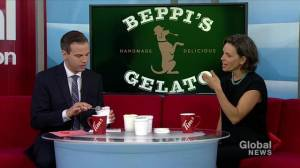 Career change leads to Beppi's Gelato
