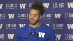 RAW: Blue Bombers Brady Oliveira Interview – May 3