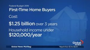 Federal budget impact on new homeowners