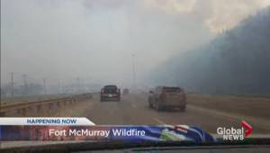 Fort McMurray wildfire: What the evacuees left behind