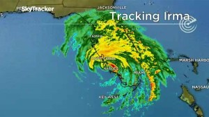 Hurricane Irma downgraded to Category 2 storm, still expected to wreak havoc on Tampa