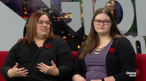 Alberta family on how Stollery Hospital saved their daughter