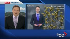 Global Okanagan 5 Day Forecast: May 14
