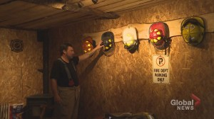 Volunteer firefighters seek additional PTSD services
