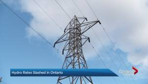 Ontario hydro customers to see 25% price cut on bills in 2017