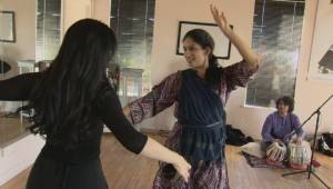 In the Mix: Diwali Fest, Indian dance meets Flamenco (01:48)