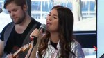 Jess Moskaluke performs a Christmas classic