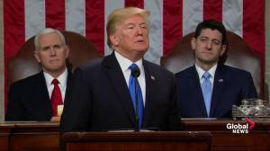 State of the Union: Trump touts defeat of ISIS
