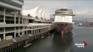 Look inside the Norwegian Joy cruise ship (02:28)