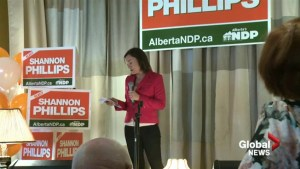 Shannon Phillips acclaimed as 2019 provincial NDP candidate for Lethbridge-West