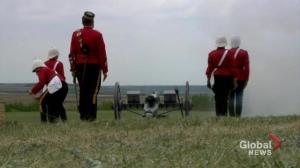 Justin Trudeau exonerates Saskatchewan chief of historic treason conviction
