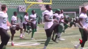 Riders get ready for season opener