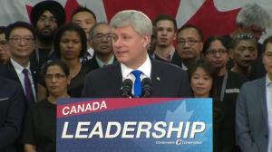 Harper attacks Justin Trudeau's infrastructure plan