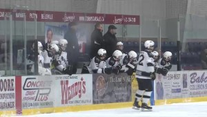 The Napanee Junior C Raiders keep rolling right along