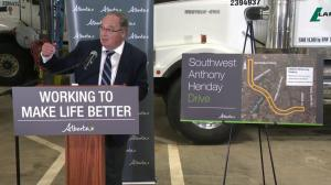 Anthony Henday Drive to be widened in southwest Edmonton