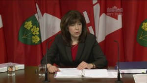 Auditor sounds the alarm about Ontario's debt