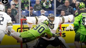 Saskatchewan Rush heading to NLL playoffs after win over Vancouver Warriors