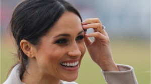 The Duchess of Sussex ditches royal hair rules