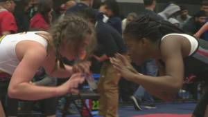B.C.'s wrestling family takes it to the mat