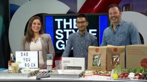 Father's Day hosting ideas with the Style Guys