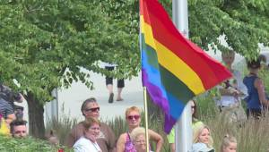"The ""Homopogo"" returns to Kelowna Pride"