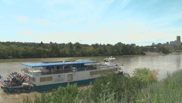 Edmonton Riverboat passengers rescued overnight by