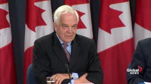 McCallum rejects U.S. claims Canada moving too fast on settling Syrian refugees