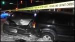Man injured in high-speed collision in Peterborough