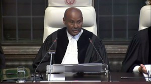 U.S. ordered to lift some sanctions on Iran by International Court of Justice