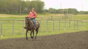 Langham student looks to make top 20 at rodeo nationals