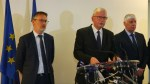 French prosecutor says no claim made for suspected suitcase bomb in France