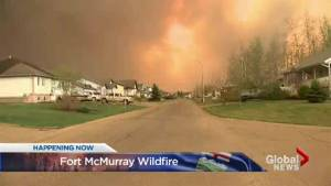 Fort McMurray wildfire: How did the fire grow so fast