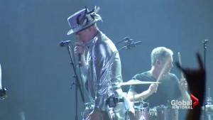 The Tragically Hip end tour and possibly their career with a bang