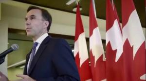 Questions about sale of shares still dogging Bill Morneau