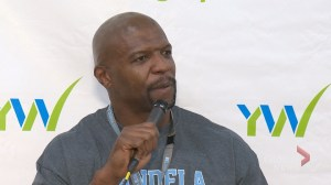 Terry Crews comes to Calgary with message of gender equality