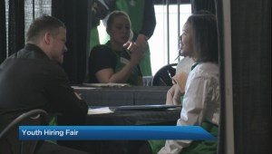 Youth hiring fair in Calgary