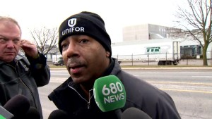 'Devestated': union president comments on mood of GM workers