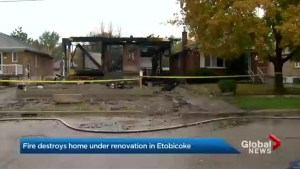 West-end home gutted after suspicious overnight fire