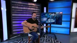 "Jason Benoit performs latest single, ""Slow Hand"""