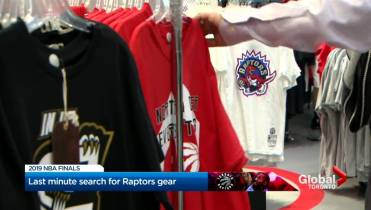 info for 7e4c5 b77f8 Fake Toronto Raptors merchandise focus of cat-and-mouse game ...