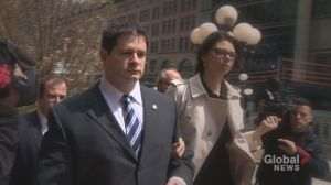 Const. James Forcillo bail revoked