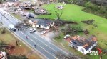 Alabama residents react to deadly tornado that ripped through Lee County