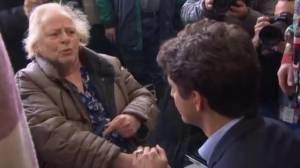 Trudeau visits flood evacuees in Ottawa-Gatineau region