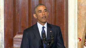 President Obama calls for a reinstatement of the assault weapon ban following Orlando shooting