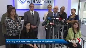 Victims of Mississauga bombing launch multi-million dollar lawsuit against restaurant