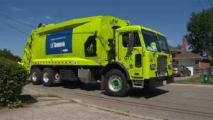 Toronto man wants answers after seeing GFL truck collecting organics, garbage
