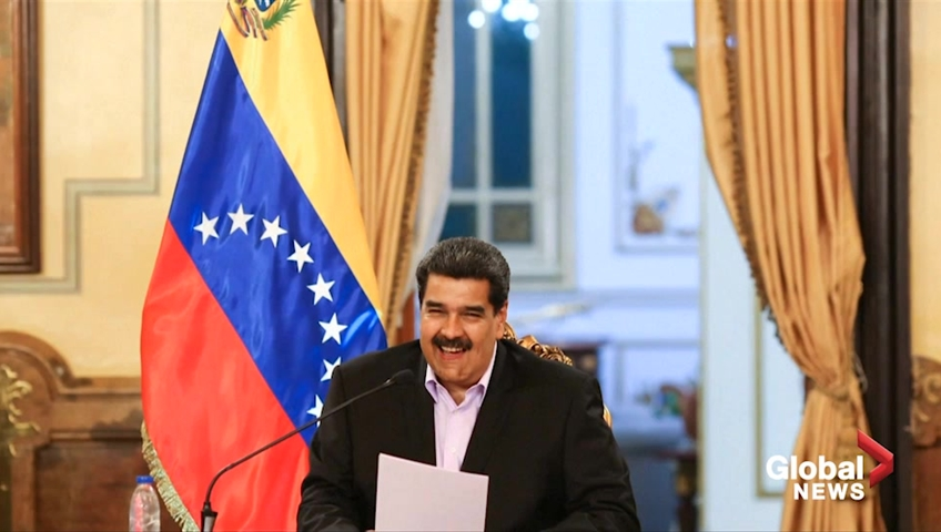 Maduro States Venezuela Is Breaking Allies With The US