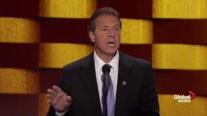 'Unless Republicans are all Native Americans, then they are immigrants too': Andrew Cuomo